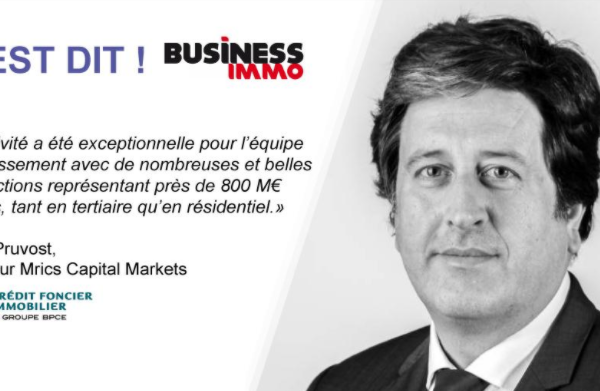 Business Immo Gilles Pruvost