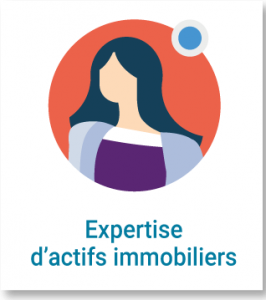 Solutions : Expertise d'actifs immobiliers